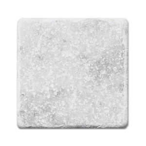 Milas White Tumbled
