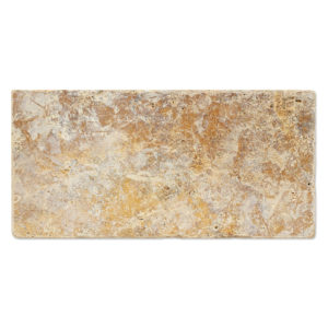 Yellow-Travertine-Paver-6x12