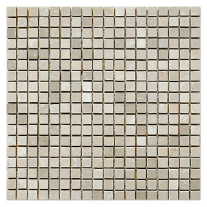 botticcino-mosaic-tumbled-half-by-half
