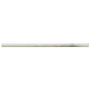 milas white pencil moulding