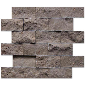 noce-travertine-mosaic-split-face-2x4