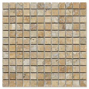 noce-travertine-mosaic-tumbled-1x1