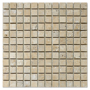 white-travertine-1x1-mosaic