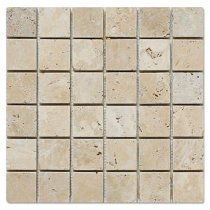 white-travertine-2x2-mosaic
