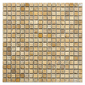 yellow-gold-travertine-mosaic-half-by-half-tumbled