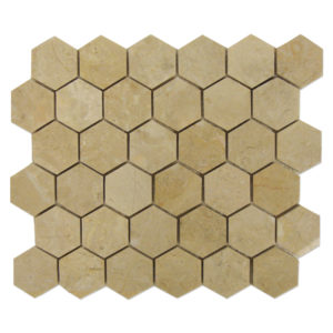Bursa-Beige-Mosaic-Hexagon