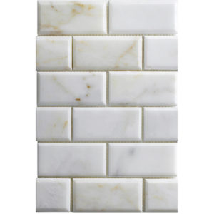 afyon-sugar-mosaic-bevelled-2x4-polished