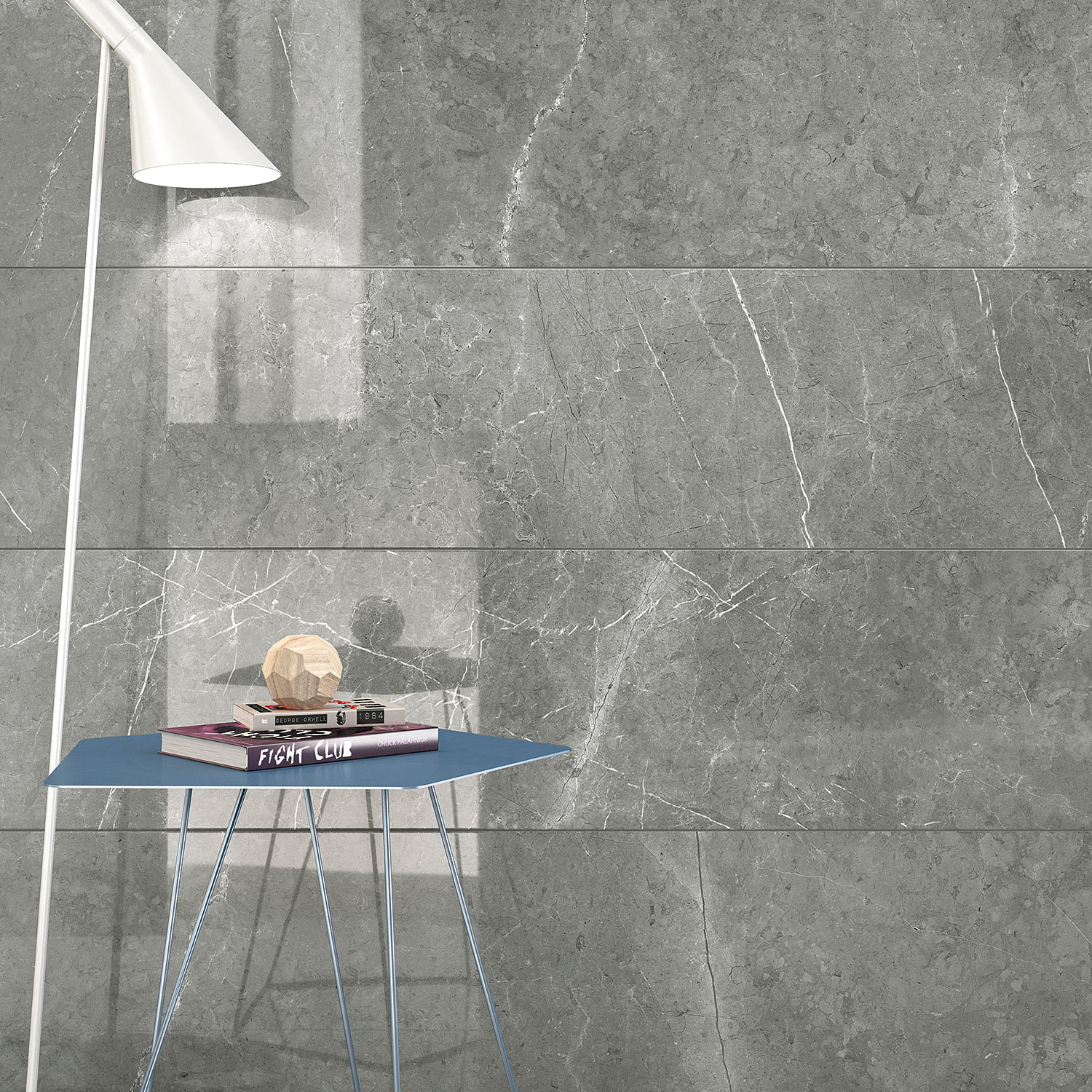 12x24 Imperial Bardiglio Porcelain Quality Tile