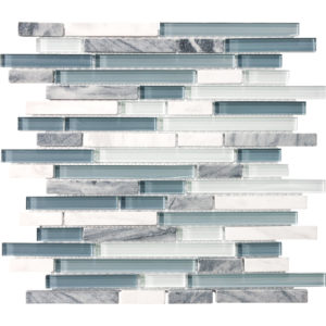Waterfall-Glass-Stone-Linear-Blend